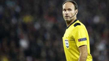 Бригада арбитров из Испании назначена на матч «Шахтера» в Лиге чемпионов