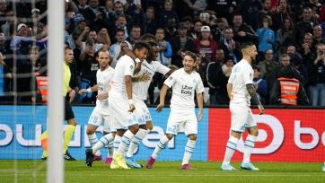 «Марсель» на своем поле победил «Страсбург»