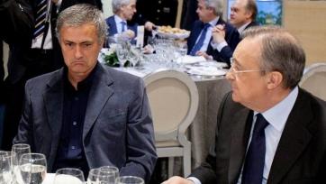 Перес ведет переговоры с Моуринью по поводу его возвращения в «Реал»