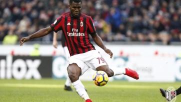 «Вулверхэмптон» намерен усилиться хавбеком «Милана» в январе