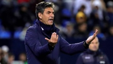 «Леганес» решил пока не увольнять Пеллегрино