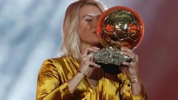 Названы претендентки на женский «Золотой мяч»