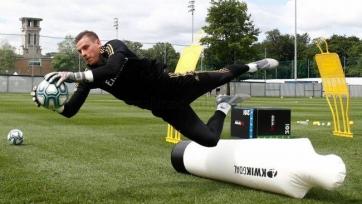 Украинец Лунин претендует на Kopa Trophy от французского издания France Football