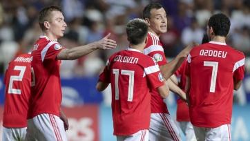 Стал известен план подготовки сборной России к ноябрьским матчам отбора на Евро-2020