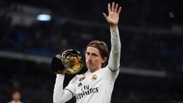 Модрич назвал своих фаворитов в борьбе за «Золотой мяч»-2019