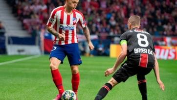 «Атлетико» минимально обыграл «Байер», «Шахтер» и загребское «Динамо» сыграли вничью