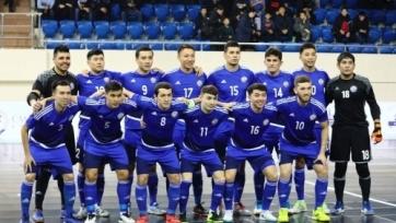Футзал. Казахстан всухую обыграл Албанию в отборе на ЧМ-2020