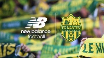 «Нант» завершает сотрудничество с New Balance