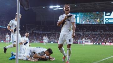 «Лос-Анджелес Гэлакси» вылетел из плей-офф MLS, не помог даже гол Ибрагимовича. Видео