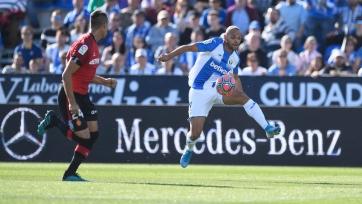 «Леганес» одержал первую победу в Примере, обыграв «Мальорку»