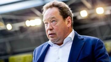 «Витесс» Слуцкого вышел в 1/16 финала Кубка Нидерландов
