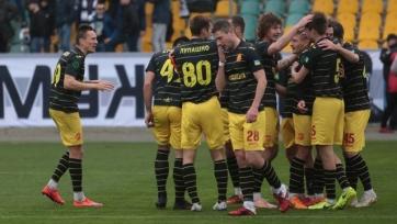«Ингулец» выбил «Днепр-1» из Кубка Украины