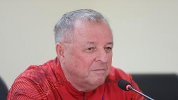 Официально: Тарханов больше не главный тренер «Пюника»