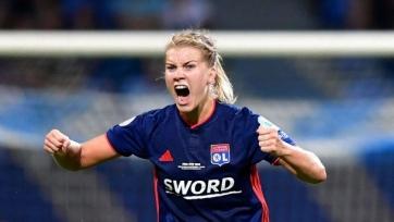 Обладательница первого женского «Золотого мяча» установила рекорд результативности в Лиге чемпионов