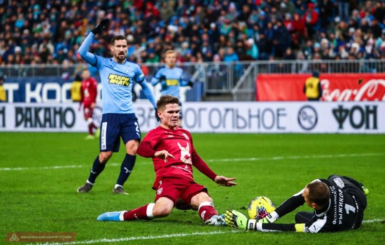 «Зенит» - промежуточный чемпион, «Ростов» и «Локо» - в призерах