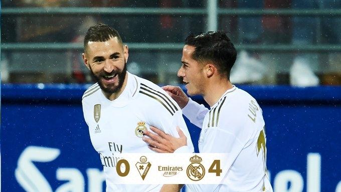 «Эйбар» - «Реал» - 0:4. 09.11.2019. Чемпионат Испании. Обзор и видео матча