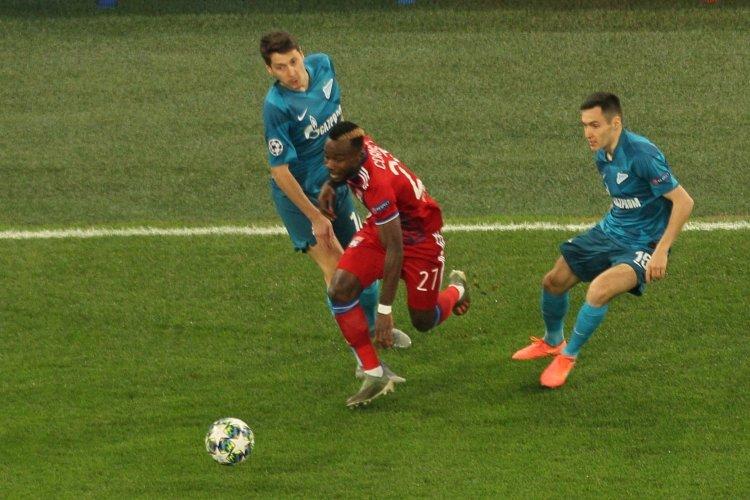 «Зенит» – «Лион» – 2:0. Текстовая трансляция матча