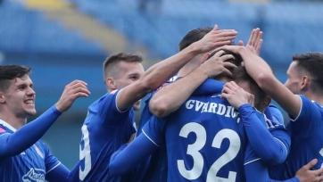 «Динамо» из Загреба перед игрой с «Шахтером» победило в чемпионате