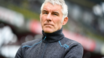 «Ганновер» уволил главного тренера