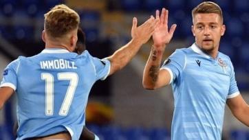 «Лацио» обыграл «Милан» на «Сан-Сиро»