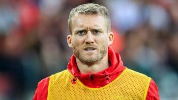 Шюррле перед игрой с «Арсеналом» тренировался по отдельной программе