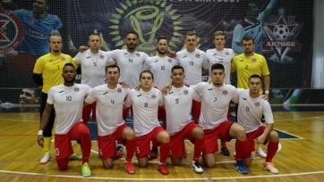 «Аят» стал лидером чемпионата Казахстана по футзалу