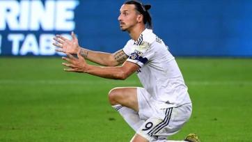 Ибрагимович хочет вернуться в «Милан»