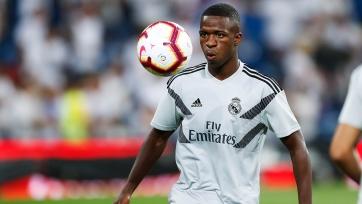 «Реал» хочет отдать Винисиуса в аренду