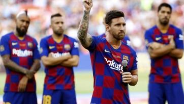 Месси: «Хочу снова выиграть Лигу чемпионов, это вызов для всех нас»