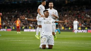 Мадридец Родриго стал вторым по возрасту юным бомбардиром «Реала»