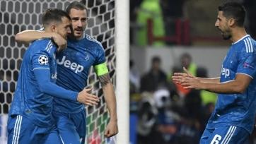 Три клуба уже обеспечили себе выход в 1/8 финала Лиги чемпионов