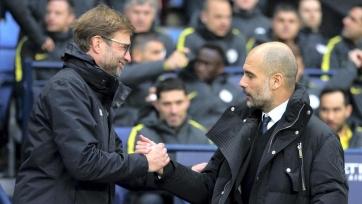 Клопп похвалил Гвардиолу в преддверии матча с его «Манчестер Сити»