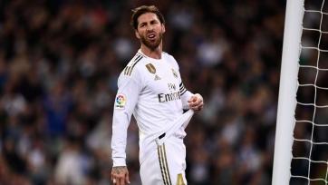 Серхио Рамос хочет завершить карьеру в «Реале»