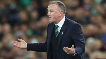 Майкл О'Нил покинет сборную Северной Ирландии и возглавит «Сток Сити»