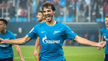 Черчесов позвал в сборную еще одного игрока «Зенита»