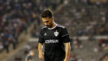 Два легионера «Карабаха» получили повреждения в матче Лиги Европы