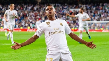 Родриго стал лучшим игроком недели в Лиге чемпионов