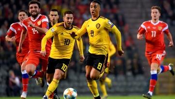 Бельгийцы огласили состав сборной на матчи с Россией и Кипром