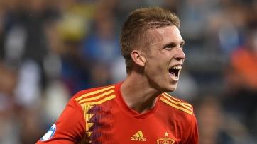 Ольмо дождался первого вызова в сборную Испании