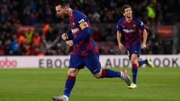«Барселона» благодаря хет-трику Месси разгромила «Сельту»