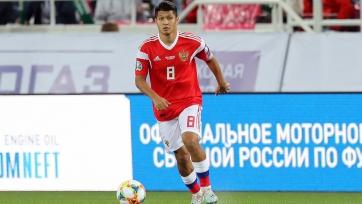 Ахметов получил вызов в сборную России вместо Баринова