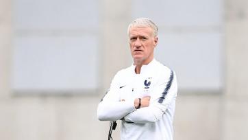 Дидье Дешам назвал состав сборной Франции на матчи против Молдовы и Албании