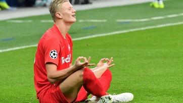 19-летний Холанд оформил пятый хет-трик в сезоне