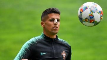 В составе сборной Португалии произошли две замены