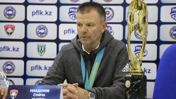 «Кайсар» продлил контракт с болгарским тренером
