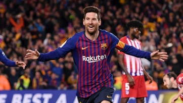 Месси не планирует продлевать контракт с «Барселоной» следующим летом