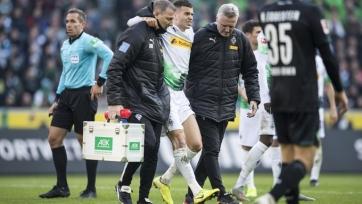 Два полузащитника Гладбаха получили повреждения