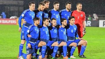 Сборная Сан-Марино назвала состав на матчи с Казахстаном и Россией