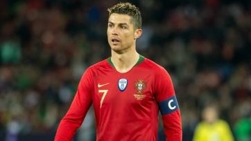 Фернанду Сантуш: «Все хотят говорить о Криштиану Роналду, потому что он лучший игрок в мире»