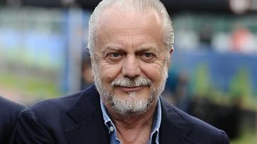 Де Лаурентис готов продать «Наполи» за 900 млн евро